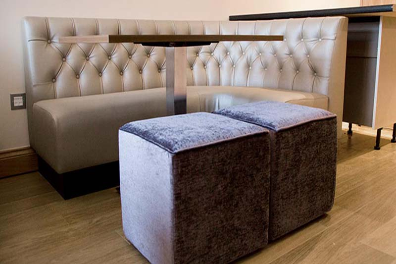 Bespoke Bar Seating from Suite Illusions Group :: SIG Contracts