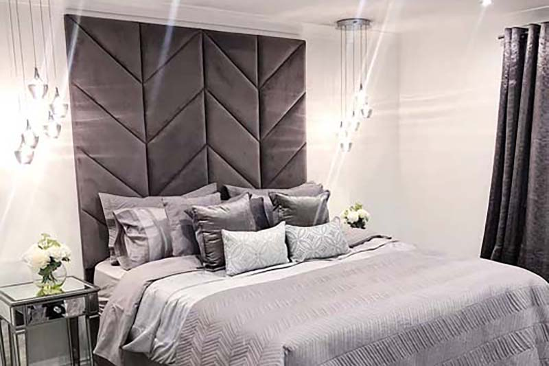 Bed Headboards by Suite Illusions