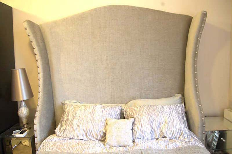 Details about the London Bed Headboard