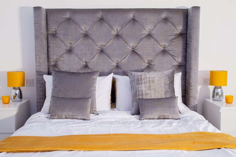 Details about the San Francisco Bed Headboard