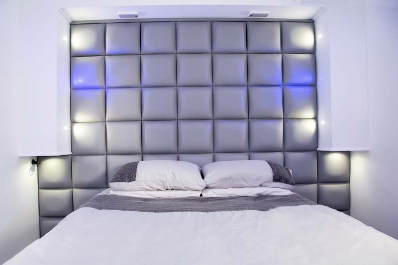 Details about the Madrid Bed Headboard