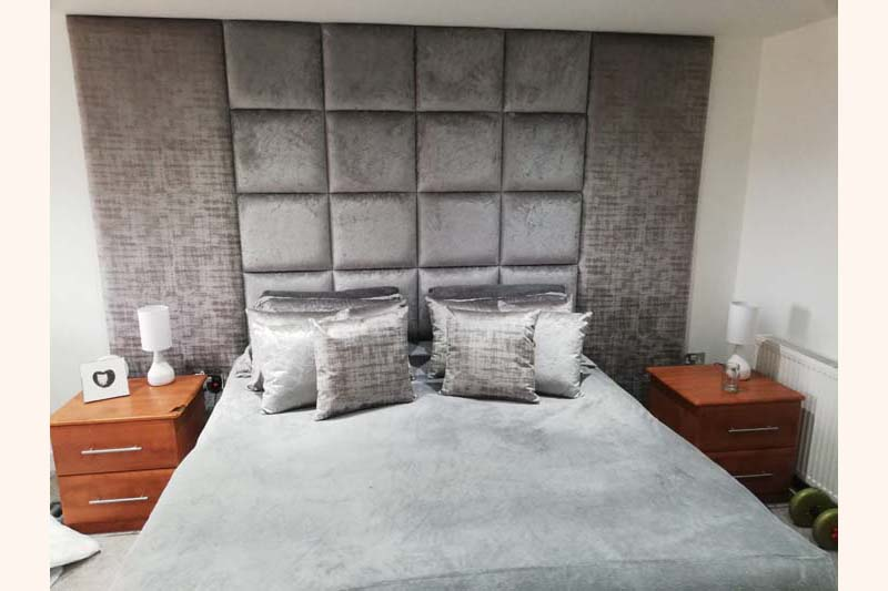 Details about the Barcelona Bed Headboard