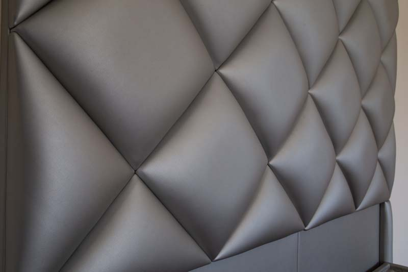 Details about the Munich Bed Headboard