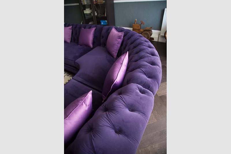 Details about the Puerto Rico Corner Sofa