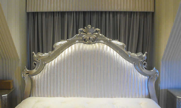 Florence Headboard by Suite Illusions