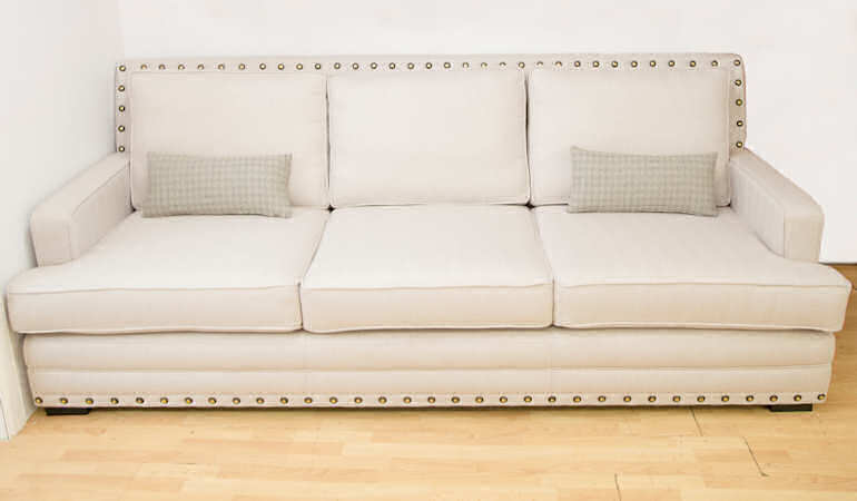 Wall Sofa by Suite Illusions