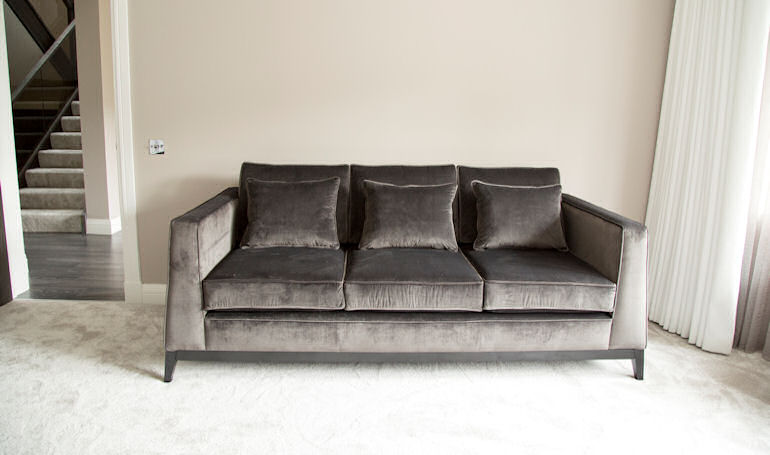 3 Seater Sofa by Suite illusions