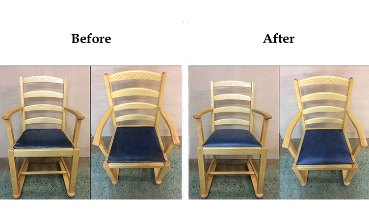 Chairs Before/After 1