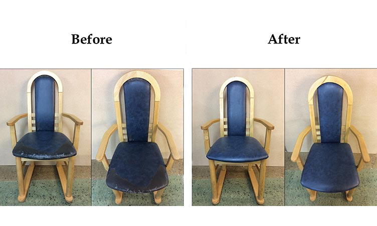 Chairs Before/After 2