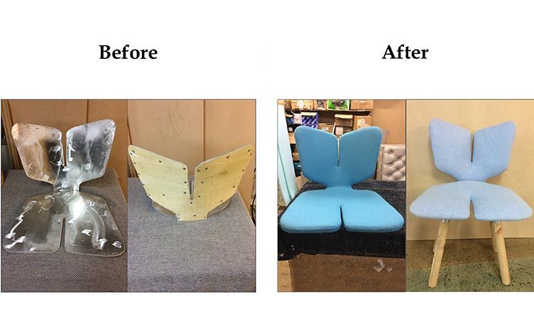 Chairs Before/After 3