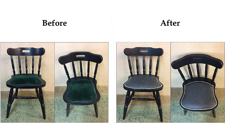 Chairs Before/After 5