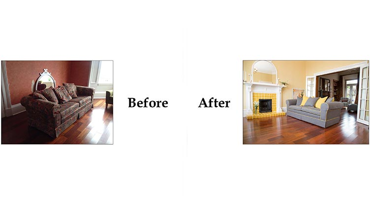 Sofa Before/After 5